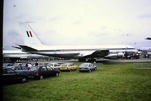 2-161-Boeing-707-Royal-Australian-Air-Force-Kodachrome-Slide