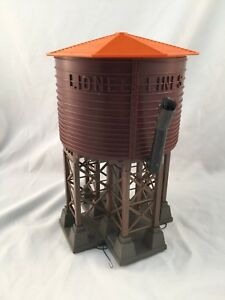 VINTAGE-LIONEL-NO-138-WATER-TANK-IN-VERY-GOOD-CONDITION-WITH-ORIGINAL-BOX