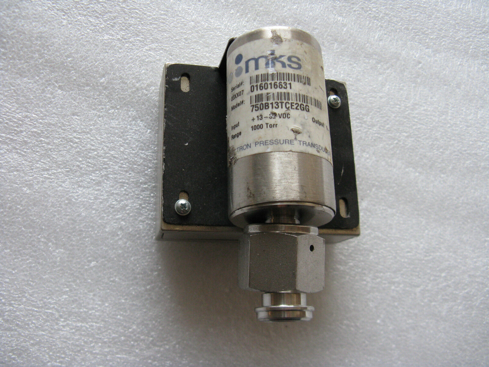 MKS 750B13TCE2GG Baratron transductor de presión 750B13TCE2GG MKS y R750B13TCE2GG 9ba0a5