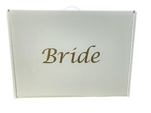 Wedding-dress-storage-Airline-Travel-box-V-Strong-5-colours-A-F-Tissue-incl