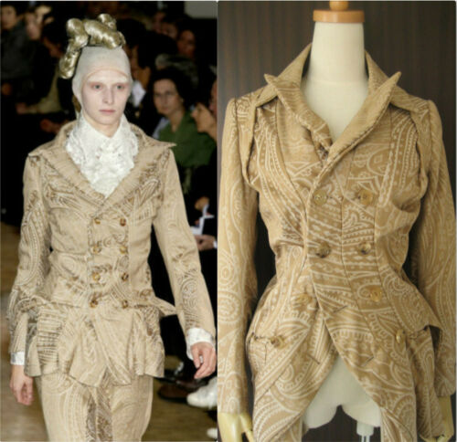 AD2006 Junya Watanabe Comme Des Garcons 2pc Jacket