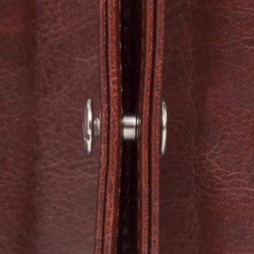 Chicago Vis Rivets Tête Plate À faire soi-même Résistant Laiton leathercrafts reliure Arts