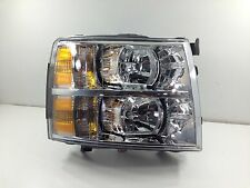 2007 - 2013 Chevy Silverado Headlight Eagle Eye RH (Passenger) - Used