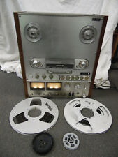 SONY TC-630 TAPE RECORDER SERVICE MANUAL 48 Pages US UK AEK E