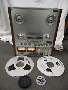 Sony-Tapecorder-TC-765-Reel-to-Reel-Stereo-Tape-Recorder-3-Head-Motor-Deck