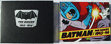 Batman The Dailies Limited to 500 Hardcover Rare HC Slipcase Signed by Bob Kane