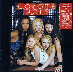 COYOTE-UGLY-SOUNDTRACK-CD-CURB-RECORDS-2000-TOP-ZUSTAND