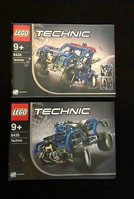 LEGO Black Technic Pole Reverser Handle 8466 8435 8479 10196 10017 Lot//6