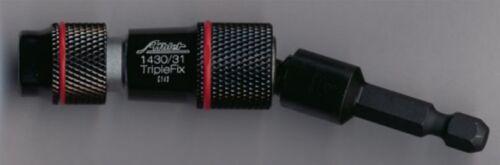 Bitmagnethalter Bithalter 1/4 Bits TripleFix  Winkelbithalter Bit TX PZ PZD LS