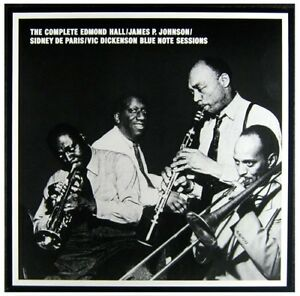 MOSAIC JAZZ 6-LP set MR6-109: Edmond Hall, James P. Johnson, DeParis,  Dickenson | eBay