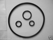 Kinetico Water Softener O-Ring Set of 4 NEW IN//OUT #1328