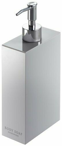 Yamazaki two-way dispenser Mist Body Soap white 7905 New