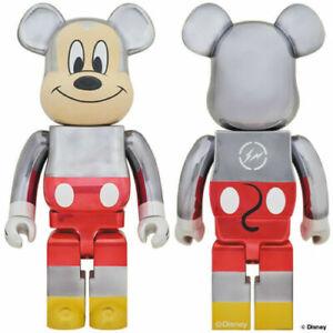 Medicom Cleverin x BE@RBRICK Bearbrick Disney Mickey Mouse