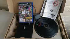 DJ Hero PS2 Complete set - turntable, game, dongle