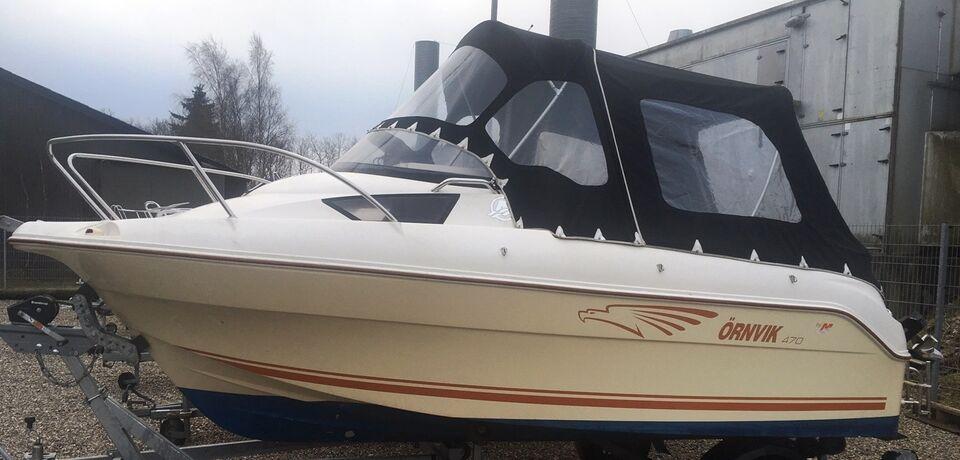 Ørnvik, Motorbåd, 4