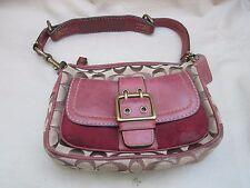 """""""Coach"""" Women's Classic Handbag/Purse Fall Special Edition 2004 #DO 4 U 7061"""