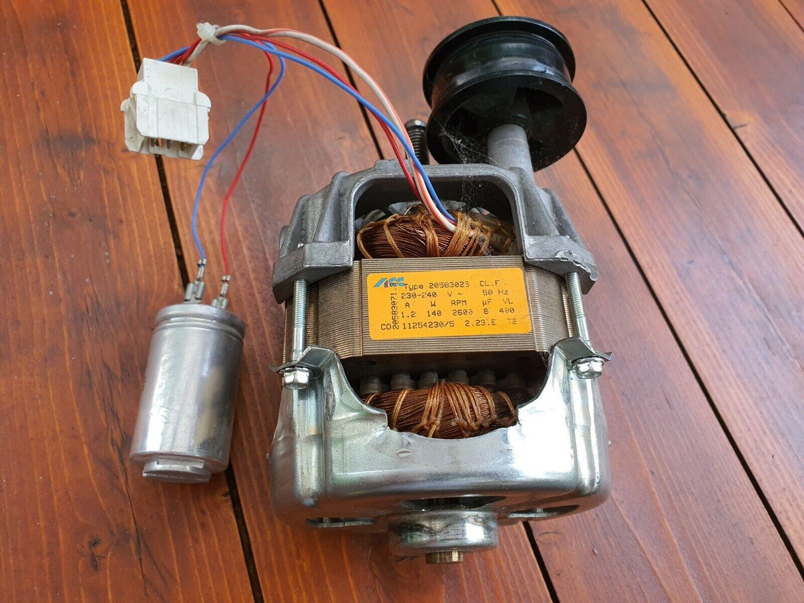 Sole Antriebsmotor Motor für Waschmaschine Type 20583008,112535200