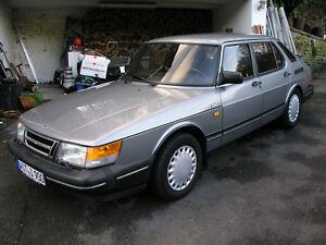 Saab 900 i  2,1 16 V , 5 Türer erst 130000 km ! EZ: 1991 ! 2.Hand ! Unfallfrei !