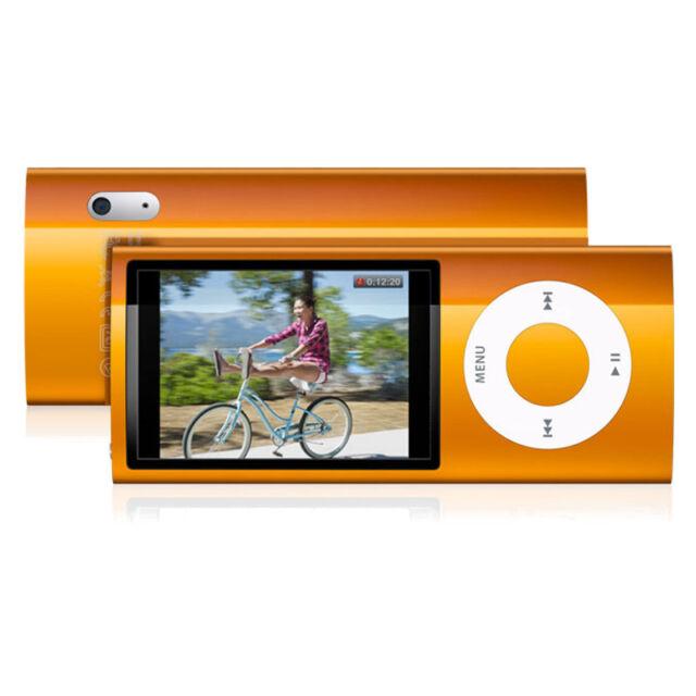 Apple iPod nano 5th Generation Orange (8GB)