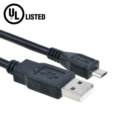 "USB DC Charging Charger Cable Cord For RCA 10 VIKING PRO RCT6303W87 10/"" Tablet"
