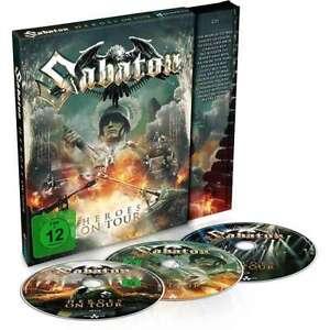 Sabaton-Heroes-En-Tournee-NOUVEAU-CD-DVD
