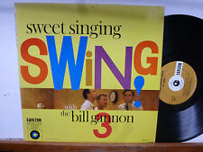 BILL GANNON/ LARRY HOVIS/ GERRY LLOYD  SWING WITH SWEET SINGING   LP