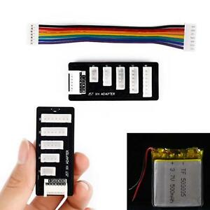 2S-6S-JST-XH-Balance-Charger-Expansion-Adapter-Board-RC-Lipo-Battery-Charging-G