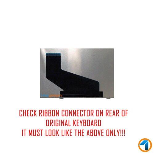 For Asus X53B X53U K53T X73T Laptop Keyboard UK Layout Black MB348-005