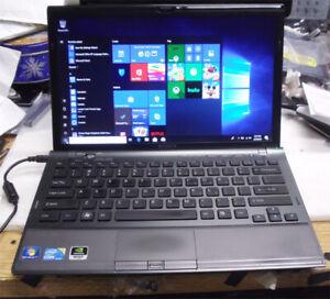 Sony-Vaio-VPCZ1-Laptop-180GB-SSD-4GB-RAM-Intel-i5-CPU-2-53G-win10-1600x900