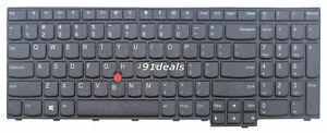 Original-New-For-Lenovo-IBM-ThinkPad-Edge-E570-E575-US-Black-Keyboard-01AX160