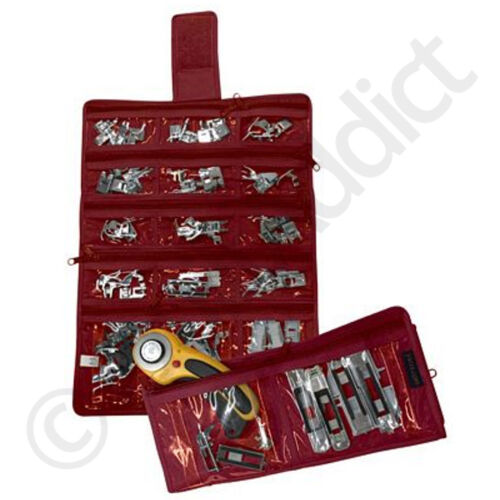 Sewing Machine Feet Organizer Available in Various Colors Yazzii CA 750
