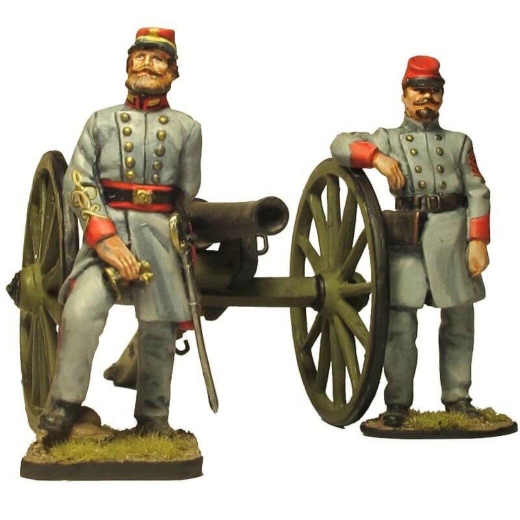 Kronprinz Spielzeugsoldaten Amerikanischer Bürgerkrieg ACW032 Konföderierter