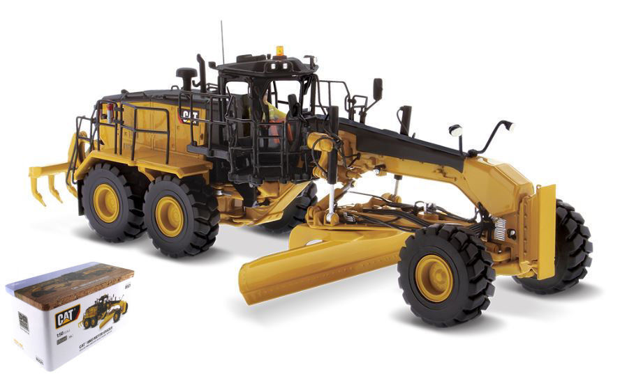 Caterpillar 1 50 modele 18 mâ³ moteur  angledozers 85521 Engineebague voiture collection toy  abordable