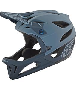 Troy Lee Designs Bicicleta de montaña Mips casco; Stealth gris Stage Talla Md LG