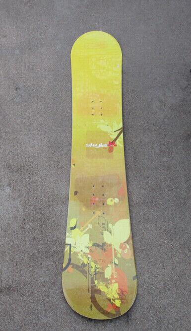 K2 Skyla 147 cm Snowboard   hot limited edition