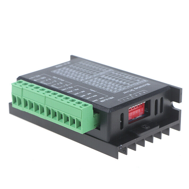 TB6600 Digital Stepper motor driver 2 phase 5.6A for 57 86 stepper motorBSUS