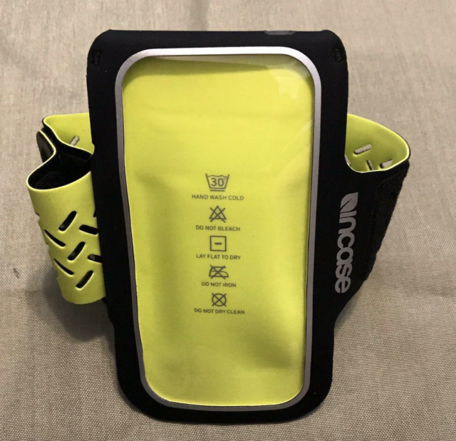 Incase Sports Armband for iPhone6 & 6s Black/Lumen CL69430