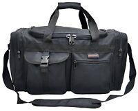 Black Tactical Swat Police Range Bag Carry On Luggage Pistol Gun Hunting Duffle on sale