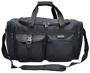 Image Is Loading Black Tactical Swat Police Range Bag Carry On