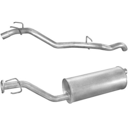 Endschalldämpfer /& Endrohr  Opel Frontera A 2.0i 1992-12//1994