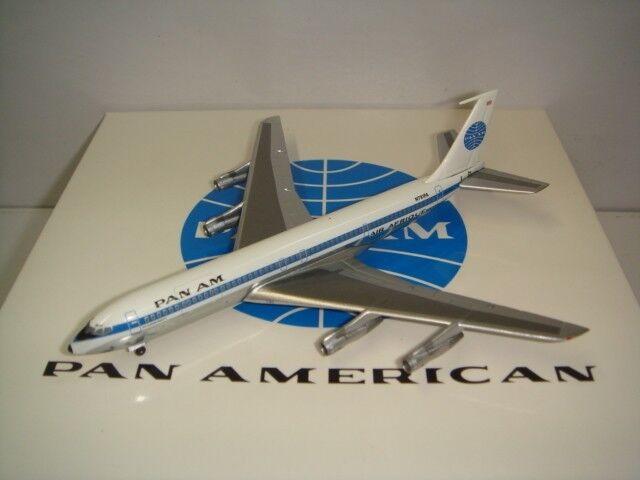PAN Am Modelos Pan American World Airways AAP B707-300C  Clipper fidelidad  1 400