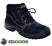 Arbeitsschuhe Stiefel Sicherheitsschuhe S3 von texxor  schwarz -Größe wählbar -