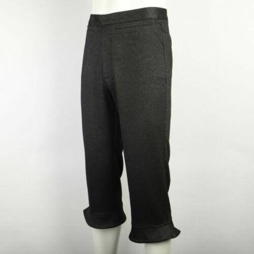 The Original Series Starfleet Captain Kirk Spock Cropped Pants TOS Men Trousers