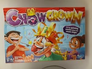 Chow Crown Game Kids Electronic Spinning Crown Snacks Food Kids /& Family Game