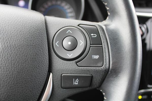 Toyota Auris 1,8 Hybrid H2 Comfort CVT billede 11