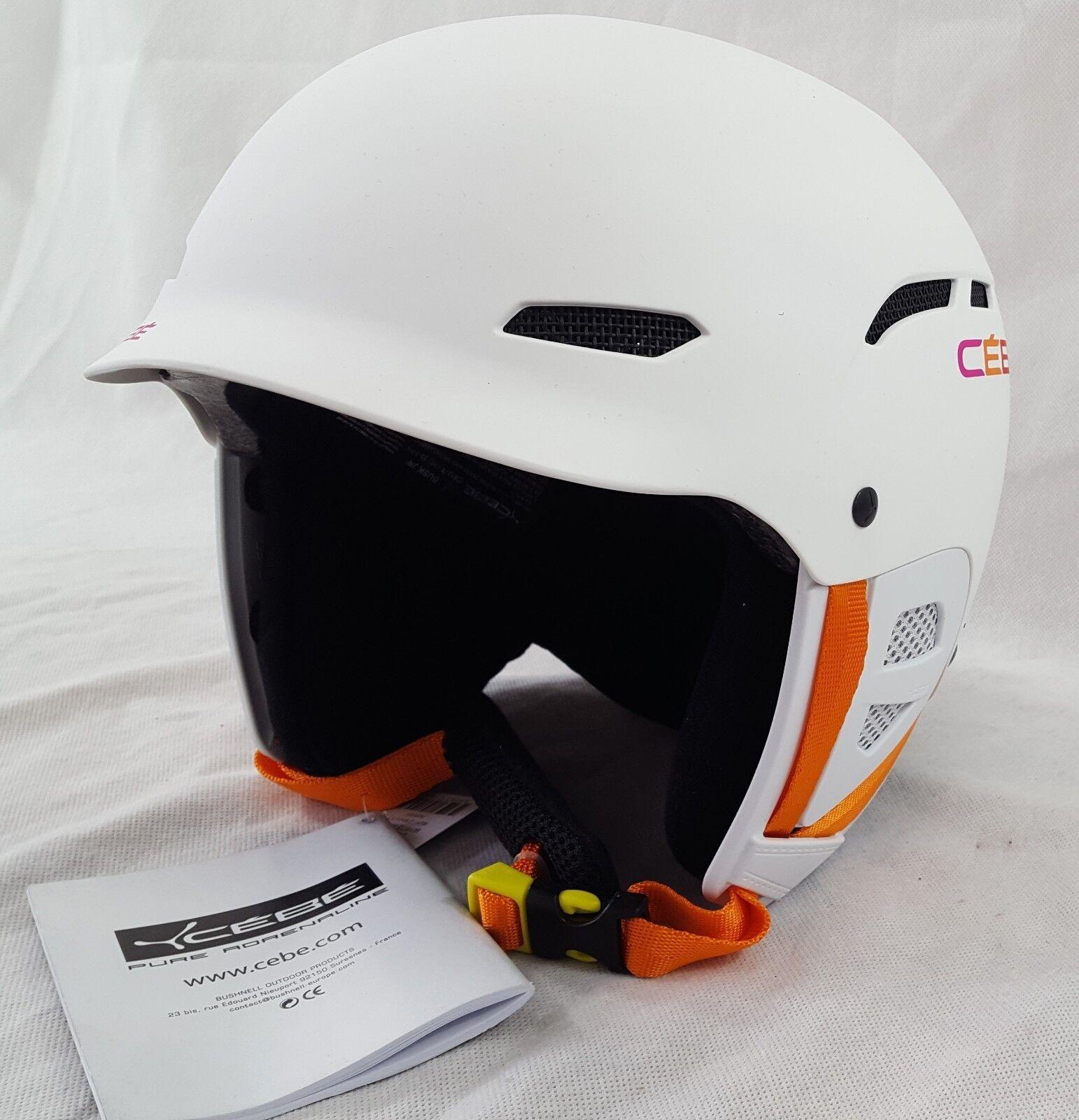Helm Skihelm Snowboardhelm Cebé Dusk Junior  Neu