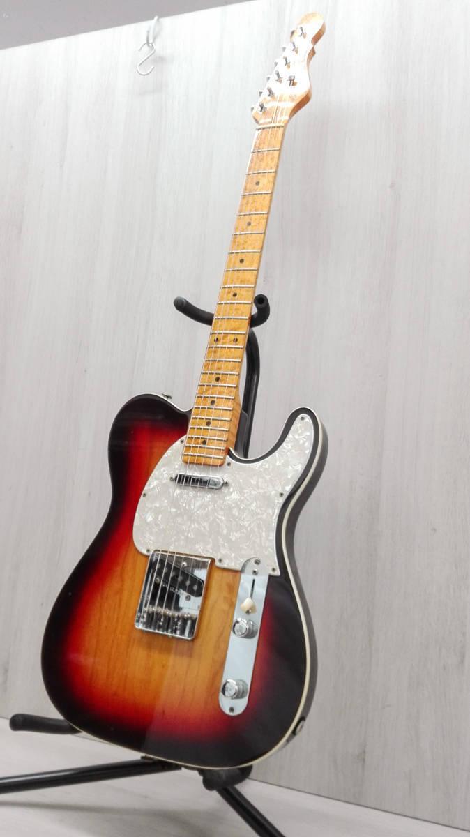 Electric Guitar G & L AST CLASSIC Three LTD rare beutiful JAPAN EMS F S