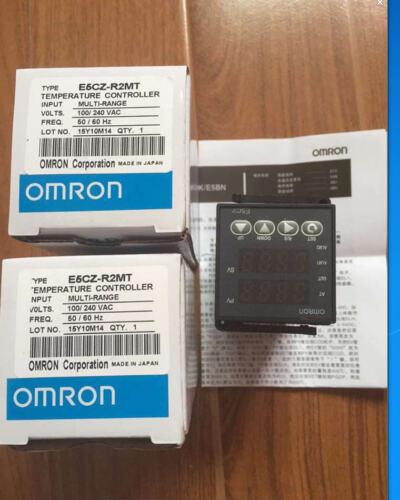 ONE OMRON E5CZ-R2MT Temperature Controller 110-240V NEW IN BOX
