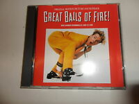 Cd  Various  – Great Balls Of Fire! (Original Motion Picture Soundtrack)