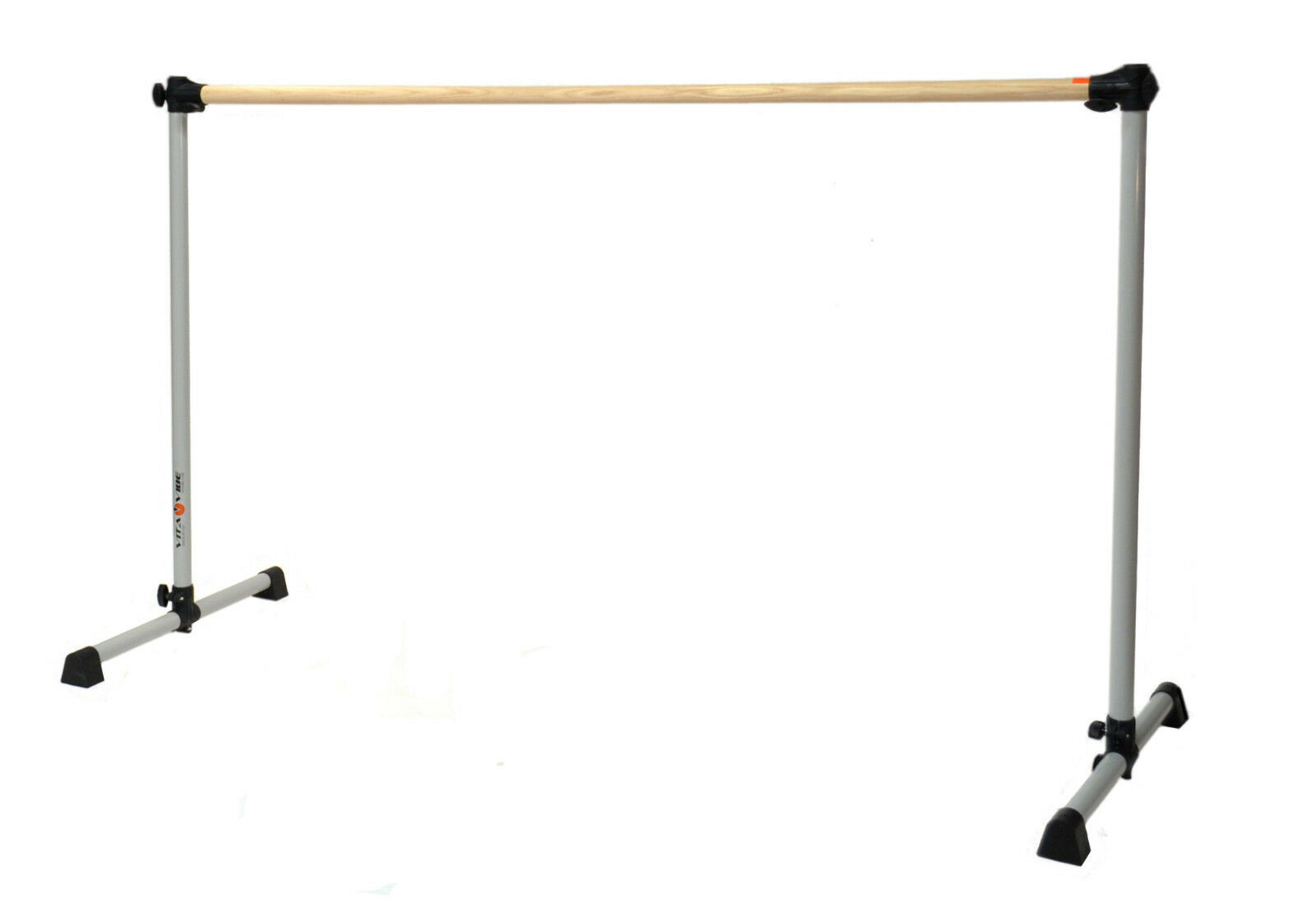 Ballet Barre B48-W Portable 4ft Wood Single Bar-Stretch/Dance Bar-Stretch/Dance Single Bar-Vita Vibe NEW febc92